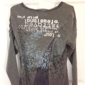 freshfx Tops - Designer long sleeved tee shirt